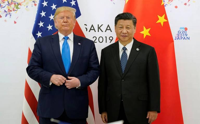 """China y EU llegan a un acuerdo parcial """"sustancial"""", anuncia Trump"""