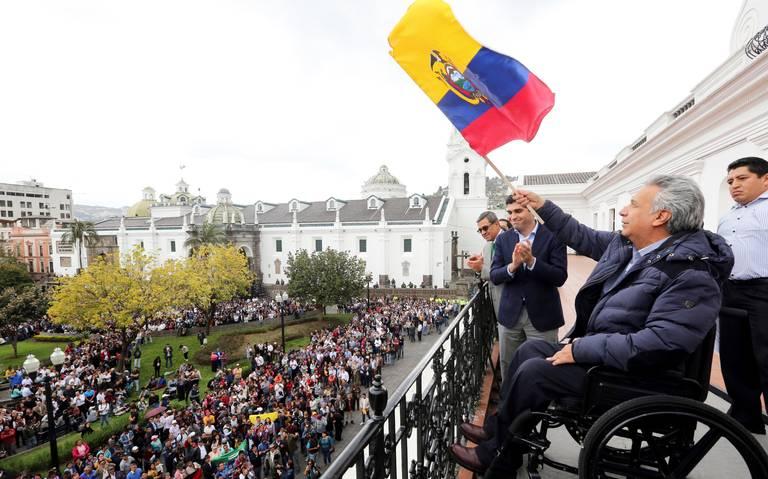 """Dan prisión preventiva a gobernadora """"correísta"""" en Ecuador"""