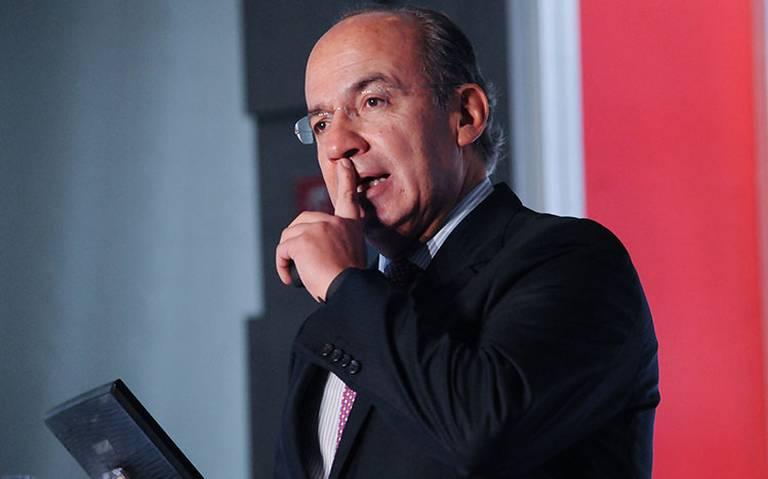 Tras críticas, Calderón cancela conferencia en Tec de Monterrey