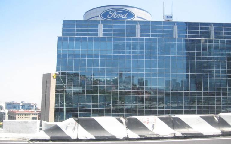 Ford se muda de Santa Fe al centro tecnológico en Edomex