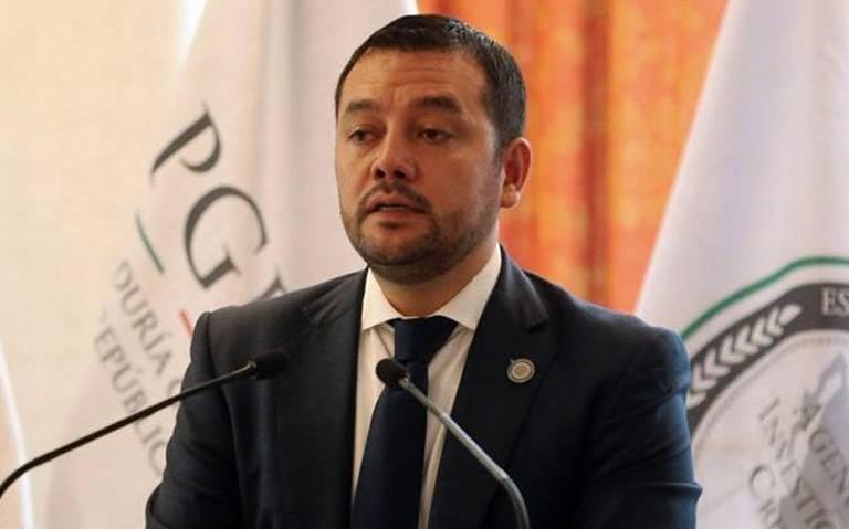 Él es Francisco Almazán, el nuevo director de la PDI