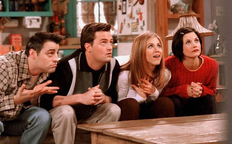 Después de 25 años, ¡hay reencuentro de Friends!