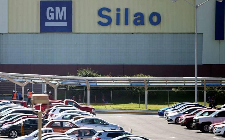 Suspende GM a 6 mil empleados en Silao