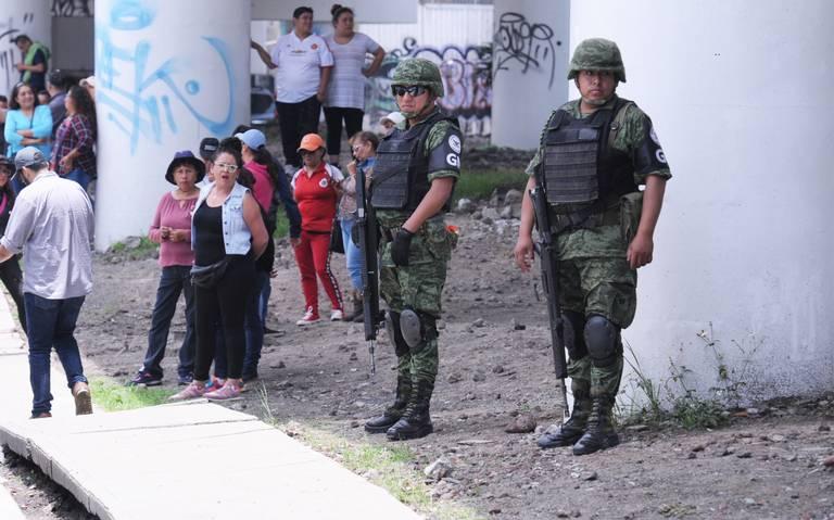 No bajan los homicidios en CDMX aun con la Guardia Nacional