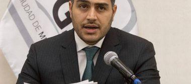 Sale del hospital Omar García Harfuch tras atentado