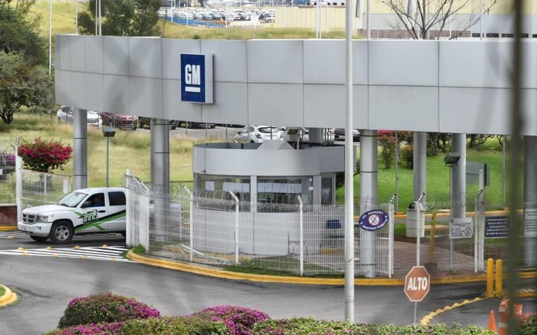 Proveedores de General Motors siguen con paros técnicos