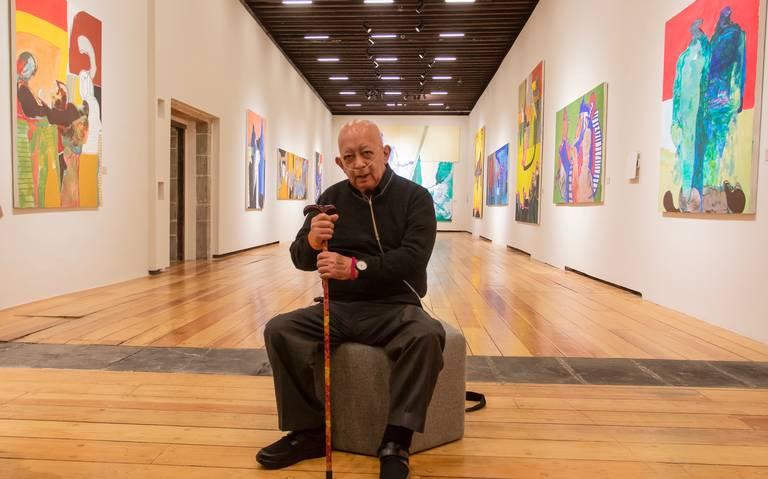 El pintor mexicano Gilberto Aceves fallece a los 88 años