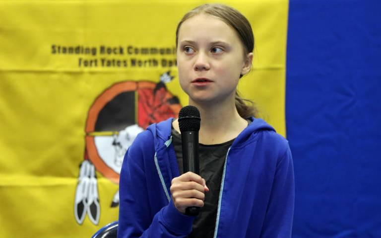 Greta Thunberg rechaza premio medioambiental por inacción en crisis climática