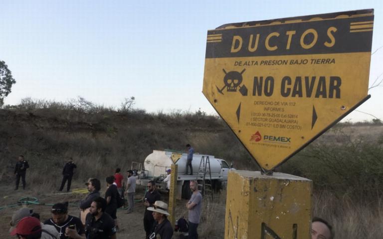 Gobierno ha ahorrado más de 34 mil mdp en combate al huachicoleo