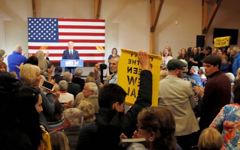 Biden aprueba un juicio contra Trump
