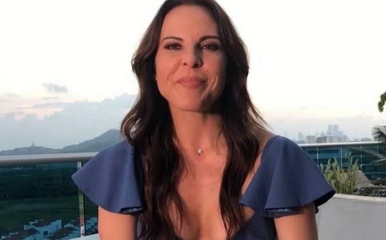 Kate del Castillo es evacuada de su residencia por incendio en Los Ángeles