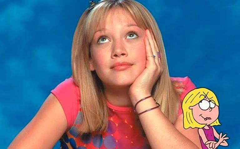 Así luce Hilary Duff en su regreso como Lizzie McGuire