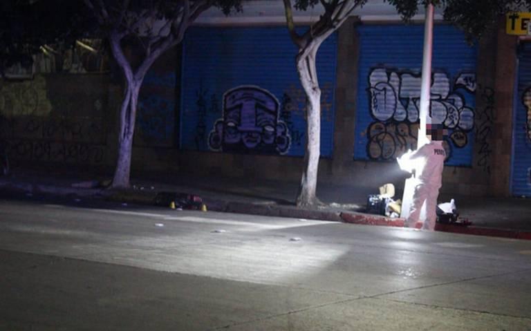 Sujeto tiró partes humanas en calles de Tijuana