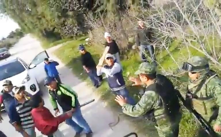 Detienen a implicado en ataque a militares en Guerrero