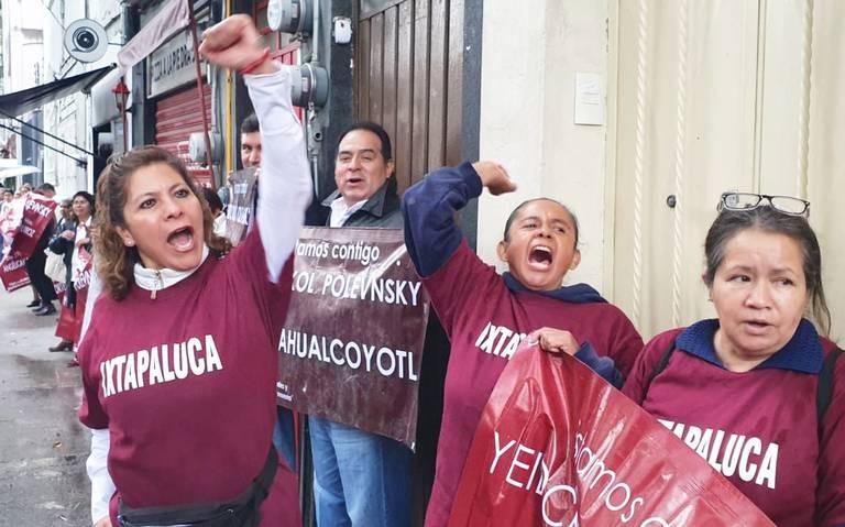 En Morena pueden elegir dirigencia con encuesta, determina Tribunal
