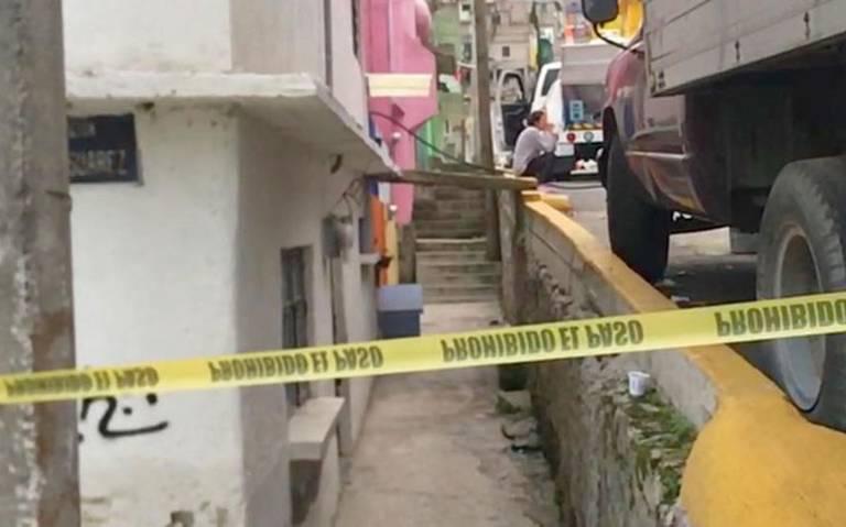 Asesinan a gasero en San Rafael Chamapa, Naucalpan
