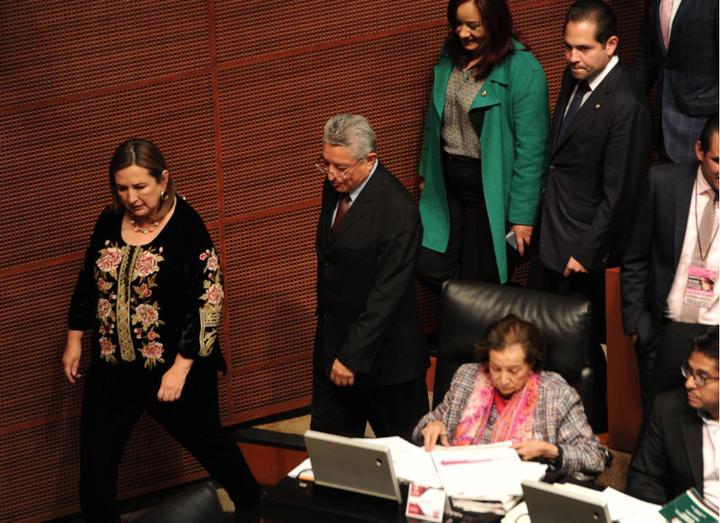 Senado elige a Melchi García como comisionado presidente de la CRE