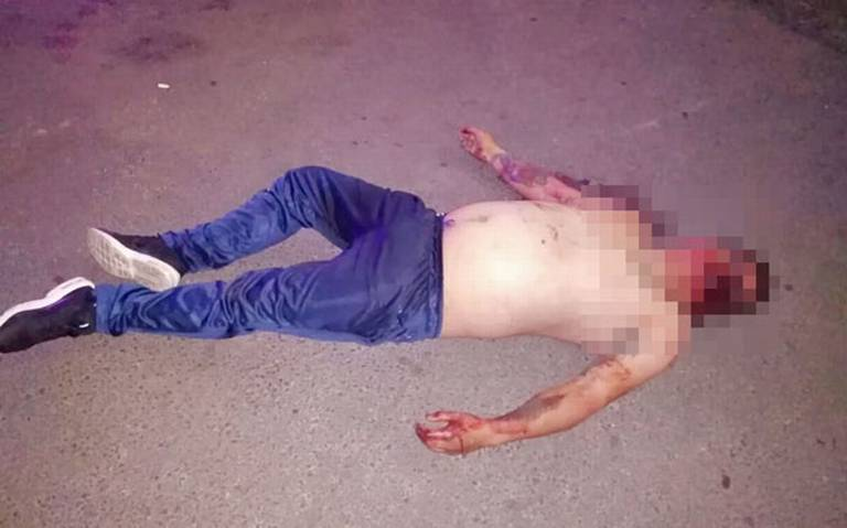 A puño limpio asesinan a sujeto en La Paz, Edomex