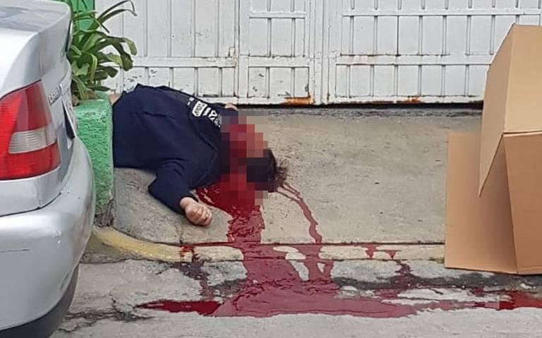 Plomazo en la cabeza acaba con la vida de un joven en Nezahualcóyotl