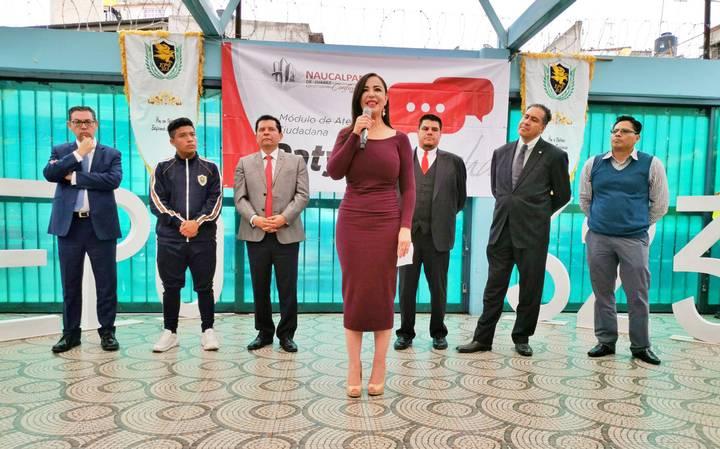 Alistan nueva universidad en predio confiscado al crimen organizado en Naucalpan