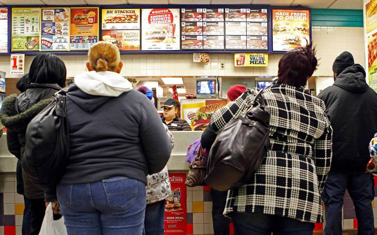 Además de reducir la esperanza de vida, la obesidad tiene un impacto económico negativo