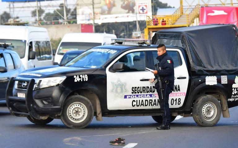 Pánico en plaza de Ecatepec por supuesta bomba