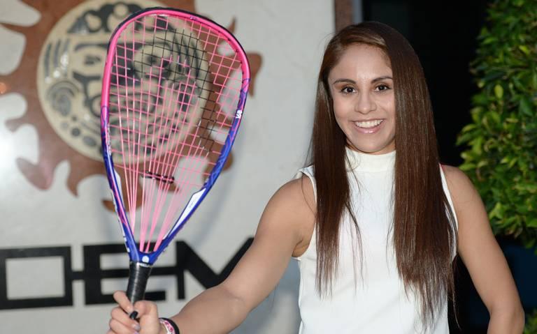 Paola Longoria lucha por su sueño: el raquetbol como deporte olímpico