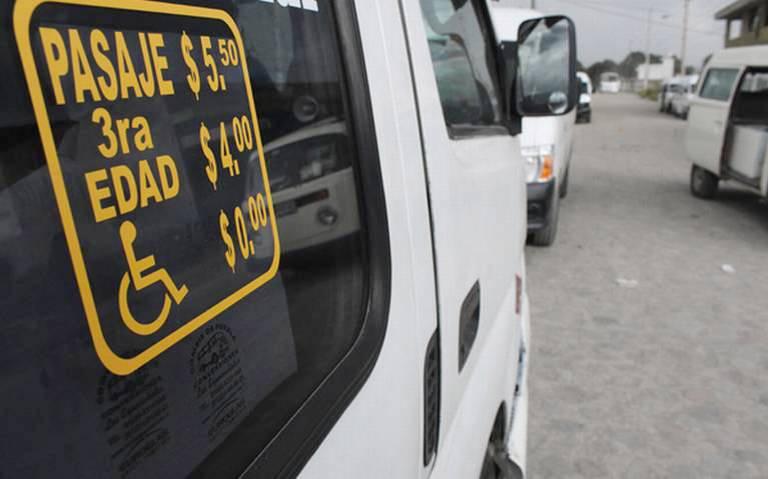 Denuncian cobro de piso a transportistas en Puebla