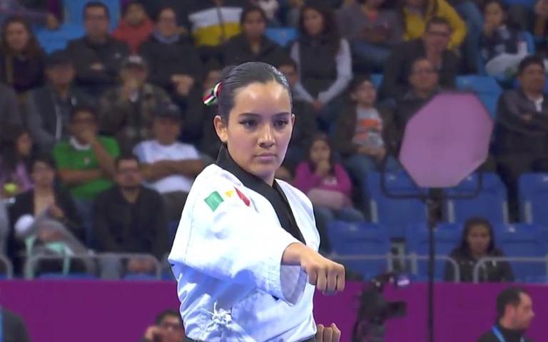 Paula Fregoso aspira al Premio Nacional del Deporte