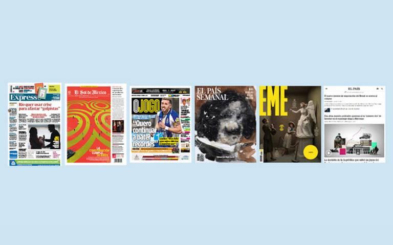 El Sol de México, entre los diarios mejor diseñados en los Premios ÑH19
