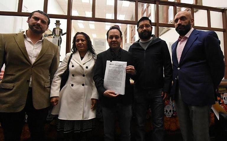 MC presenta ante Corte acción de inconstitucionalidad contra Ley Bonilla