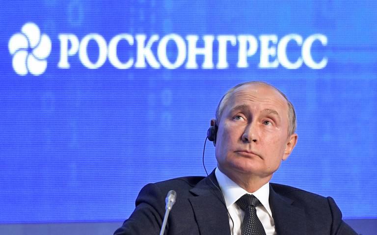 """Putin sobre Trump: """"Yo no veo nada comprometedor en la llamada con Zelenski"""""""