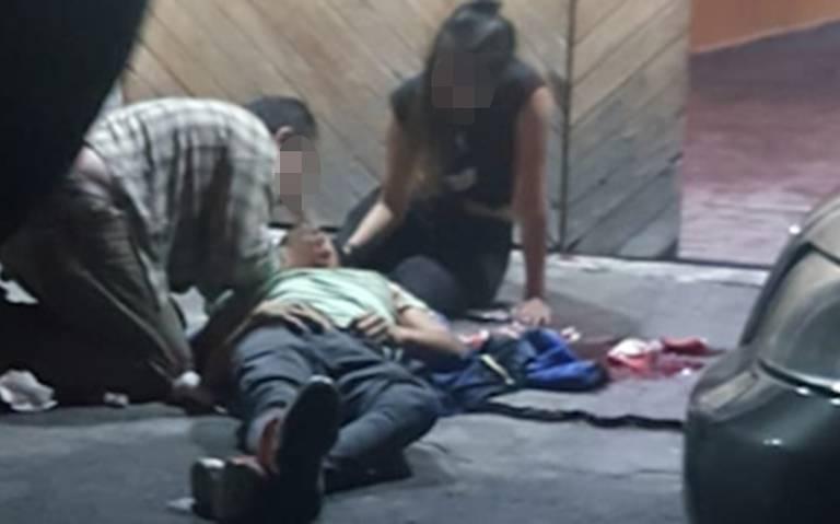 Pierden pelea y regresan a matar a tiros en Aragón