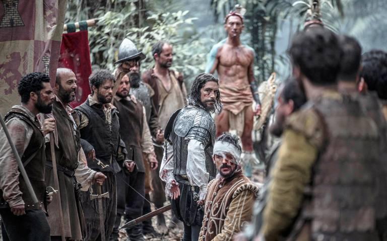 Estrenan Hernán, las diferentes miradas de la Conquista en una serie