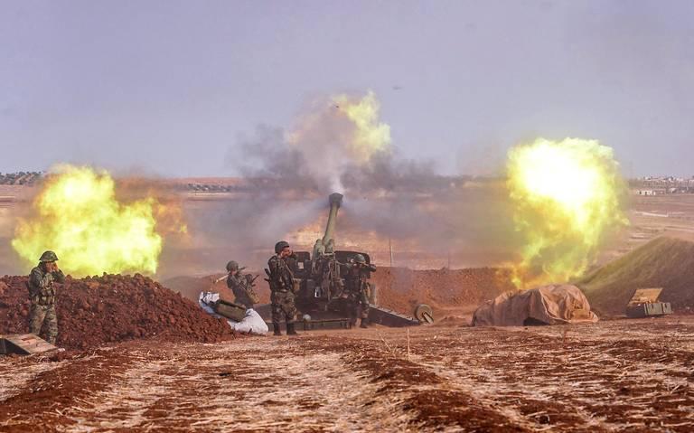 Putin frena ataque de Turquía en Siria