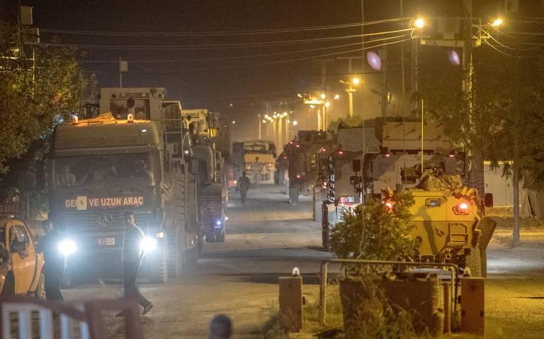 Turquía se declará lista para atacar Siria