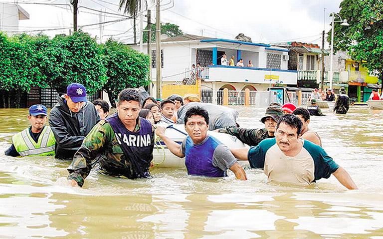 Desastres naturales, lo que menos inquieta