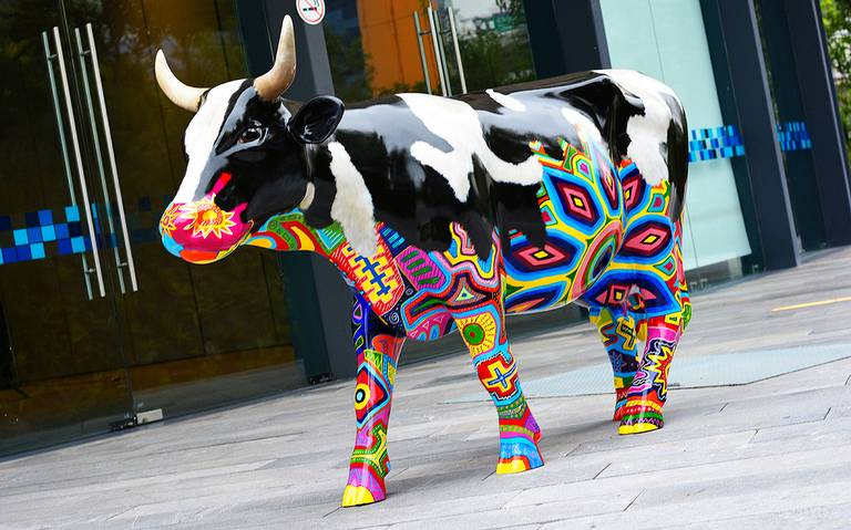 CowParade 2020 regresa a la CDMX, será incluyente y altruista