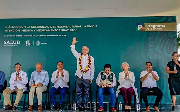 Anuncia AMLO inversión en más de 9 mil escuelas de Guerrero