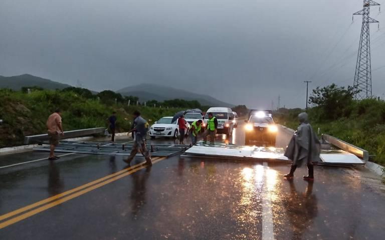Gobierno federal emite Declaratoria de Emergencia en 40 municipios de Guerrero