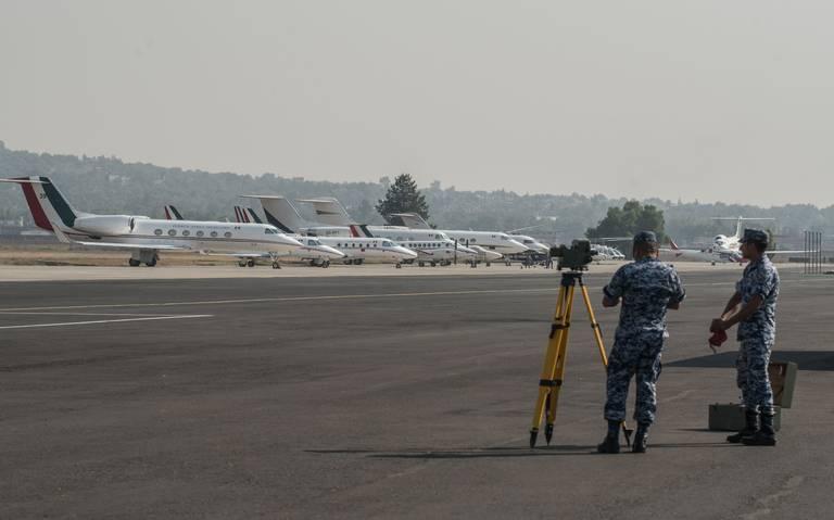 Juez falla a favor de Sedena y va la construcción de aeropuerto en Santa Lucía