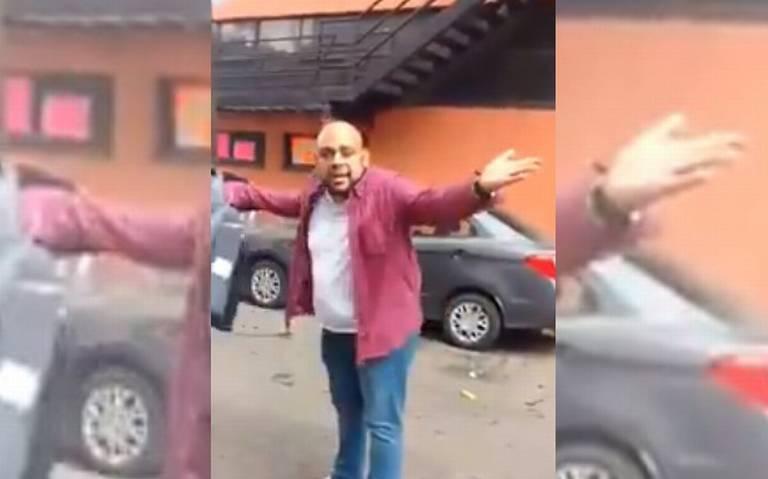 Golpea a su mujer, agrede a oficial y anda libre por las calles
