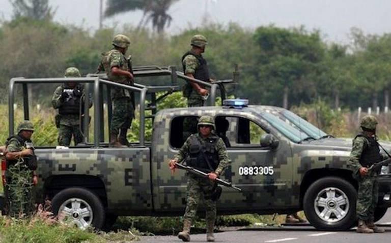 Atacan a militares, ahora en Quintana Roo