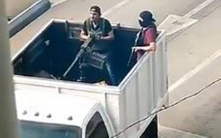 Tensión en Sinaloa; reportan balaceras en Culiacán