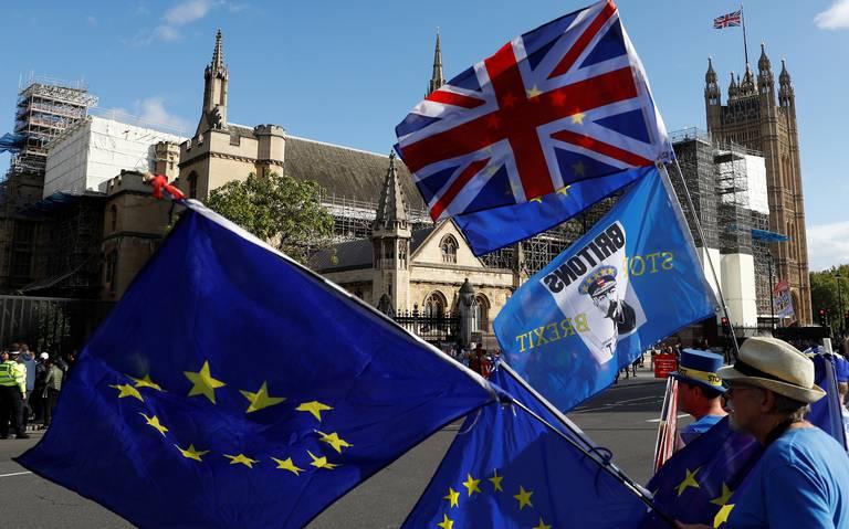 El presidente del Parlamento impide que se vote el acuerdo del Brexit
