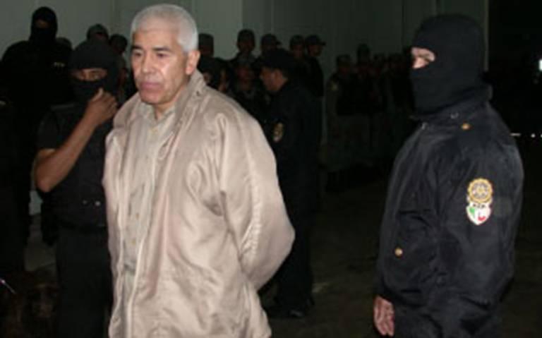 Corte rechaza amparar a Caro Quintero contra orden de extradición a EU