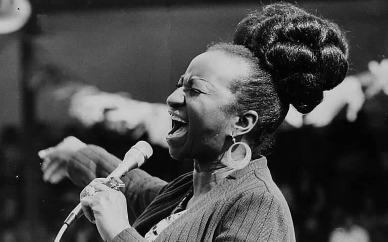 La eterna Celia Cruz