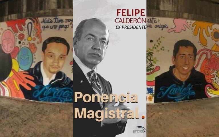 Rechazan a Calderón en el Tec de Monterrey por muerte de estudiantes