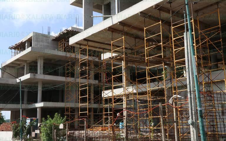 Veracruz en crisis en la industria de construcción