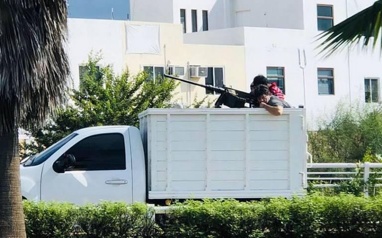 FGR anuncia grupo de investigación tras violencia en Culiacán
